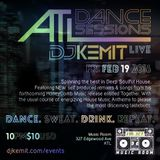 DJ Kemit presents ATL Dance Sessions February 2016 Promo Mix