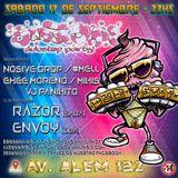 Set Sweet Shop Dubstep Party 12va Edicion-Nosive Drop