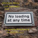 Attention Please 10th September 2018