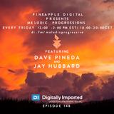 Melodic Progressions Show @ DI.FM Episode 148 - Dave Pineda & Jay Hubbard