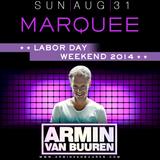 Armin Van Buuren - Live @ Marquee Las Vegas (USA) 2014.08.31.