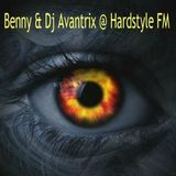 Benny & Dj Avantrix @ Hardstyle FM (October 2017)