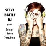 STEVE BATTLE DJ presents Soulful House Sensations 12