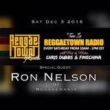 REGGAETOWN - DECEMBER 3 2016