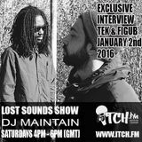 DJ Maintain - Lost Sounds Show 103 - Tek & Figubbrazlevic