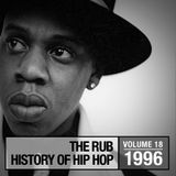 The Rub's Hip-Hop History 1996 Mix