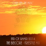 THE BEECORE - END OF SUMMER 2014 (FREESTYLE MIX)