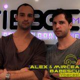 Alex & Mircea Babescu @ Vibecast Sessions #129 - VibeFM Romania