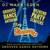 DJ Mark Eden Grooves Dance Anthems