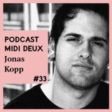 Podcast #33 - Jonas Kopp