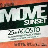 JOS & Bruno Marques @ Move Sunset - 25 de agosto