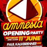Amnesia Ibiza Opening party 2011 - Les Schmitz