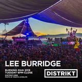 Lee Burridge - DISTRIKT Music - Episode 199