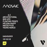 Maceo Plex - Live at Awakenings x Mosaic, Gashouder (ADE 2018) - 19-Oct-2018