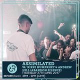 Assimilated w/ Rikki Humphrey & Andrew Hill (Abandon Silence) 27th April 2017