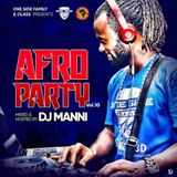 DJ MANNI AFRO PARTY VOL.10