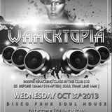 DJ UNDAKOVA LIVE @ Waacktopia set 1 OCT 2013