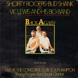 Victor Lewis Big Band featuring Bud Shank and Shorty Rogers
