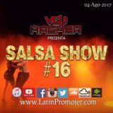 Salsashow 16 - Podcast Agosto 2017 - Vdj Hacker