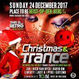 Just-K @ Christmas & Trance (Place 2B Heist Op Den Berg)