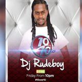 Dj Rudeboy - Key to the Streets Mini Mix Vol. 7 #10over10 Promo Mix 26/05/2017