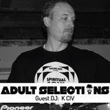 DJ K Civ – Adult Selections #240