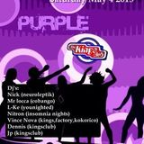 dj L-Ke @ The Kings Club 04-05-2013