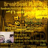 BreakBeat FLavR with FLavRjay & AuxTwo on PHEVER 91.6FM Dublin 18-Jan-18 Sh002