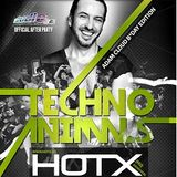 HOT X (Deadcode/HU) @ Techno Animals - 5.5.2012 - Touster club