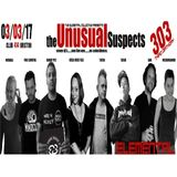 Live Techno - Elemental - Unusual Suspects