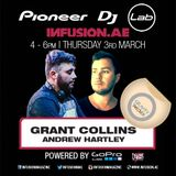 Grant Collins & Andrew Hartley - Zero Gravity Takeover - Pioneer DJ Lab
