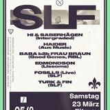 Live @ Lissoms x SLF in Berlin 23-03-19