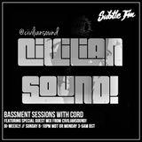 CORD - Bassment Sessions On Subtle.FM with CIVILIANSOUND! [11.25.2018] [067]