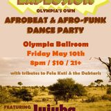 Top 10 Global CDs, May 2013 edition + interview with Jujuba Afrobeat - 10 May 2013