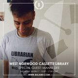 BALAMII: West Norwood Cassette Library w/Manni Dee (August 2017)