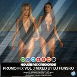 Promo Mix Vol 3 Mixed By DJ Funsko