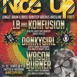 WAGON BURNER -Live Dj set @NiceUpVibes 4.4.15
