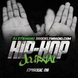 Hip Hop Journal Episode 6 w/ DJ Stikmand