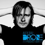 DRONE Podcast 004 - Alex Bau