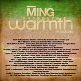 MING Presents Warmth 085