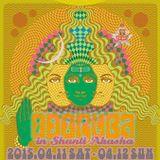 2015-4-11 Kagawa KURO LIVE Goa Trance SET