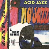 DJ. DONNY BURLIN_Downtempo Mix Tape Series (Live @ Mo'Jazz-1995_Baltimore)