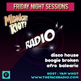Midnight Riot Radio with Yam Who? 8 - 12 -19