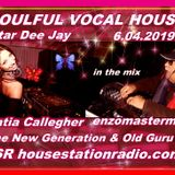 Soulful Vocal House wit April Track's in the mix!