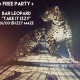 izzy leopard set 26/03/2015