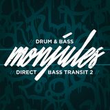 MONJULES_DRUM&BASS set_DIRECT BASS TRANSIT 2