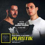 PLASTIK RADIO SHOW (Reverso & Andrea Falsone) #001