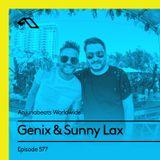 Anjunabeats Worldwide 577 with Genix & Sunny Lax