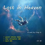 Deep Z - Lost In Heaven CD94 (november 2019) Atmospheric Drum and Bass