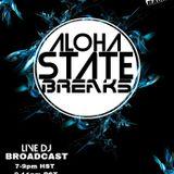 Aloha State Breaks; hosted by SilviaSativa on NSB Radio (Feb 20th 2017)